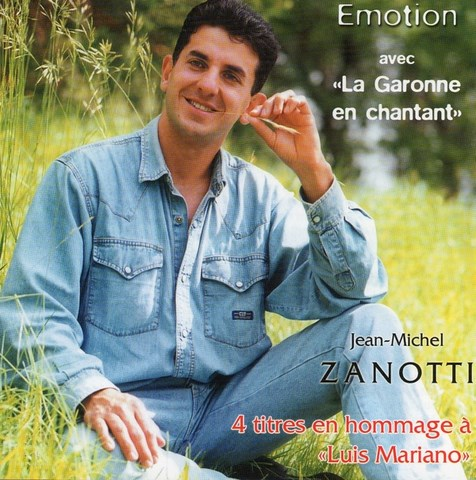Jean Michel ZANOTTI - Album EMOTION